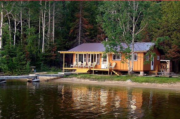 Northern ontario fishing lodge ontario outposts walleye for Ontario canada fishing resorts