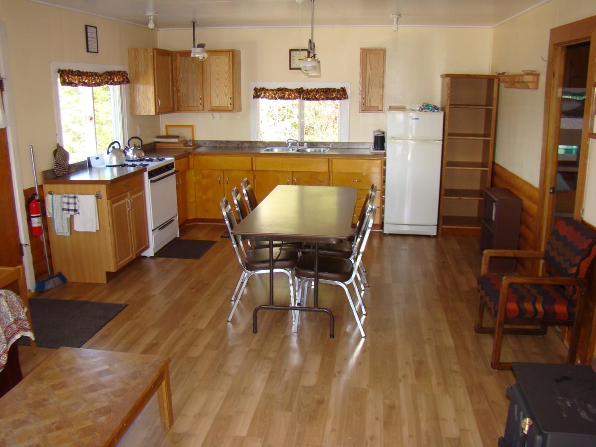 Cottage Interior On 2